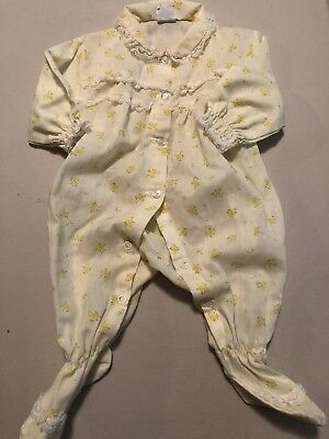 Vintage Baby Girl Layette By Baby Bliss