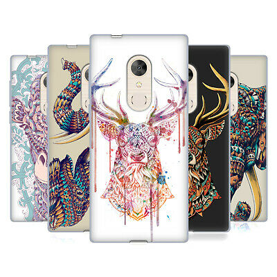 Official Bioworkz Coloured Animal Head 1 Soft Gel Case For Alcatel Phones