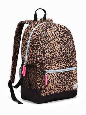 260b8e92c032 NWT OLD NAVY GIRLS BACKPACK SET LUNCHBOX LUNCH BOX leopard print ...
