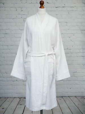 Blooming Marvelous Whit Maternity Dressing Gown Wrap Size XL 18-20 New
