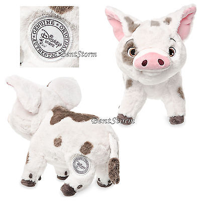 moana pua pig disney store exclusive authentic 9 1 2 island plush