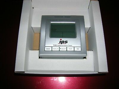 SHARPER IMAGE U.S. Atomic Travel Alarm Clock (ips TIMS Implementation Team)
