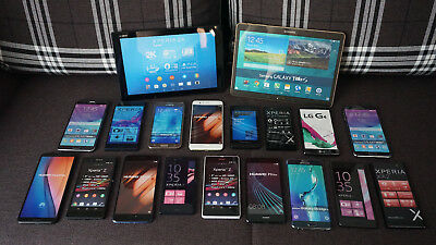 Handy Dummys Smartphone BlackBerry Tablet Samung Sony HTC LG Huawei Galaxy Nokia