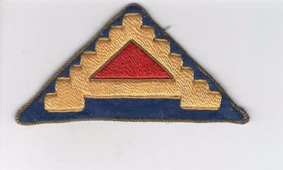 Theater Made Bullion WW 2 US Army 7th Army Patch Inv# V454
