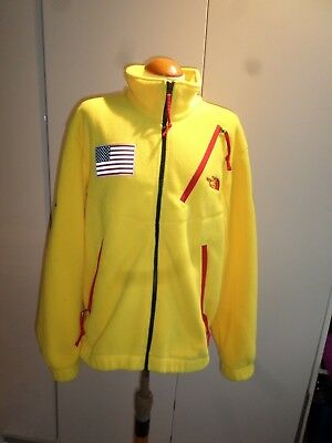 f29d2d191a SUPREME The North Face Trans Antarctica Expedition Fleece Jacket Large  Yellow