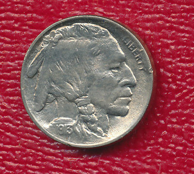 1913 Type I Buffalo Nickel **choice Brilliant Uncirculated** Free Shipping!