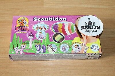 Filly Scoubidou Bänder Filly Unicorn