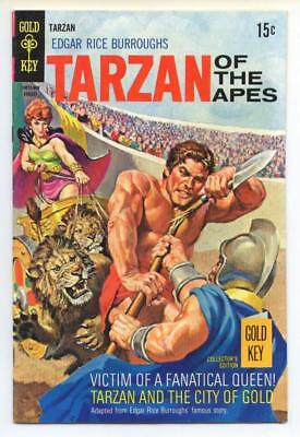 Tarzan #186 (Doug Wildey/Nat Edson) Silver Age-Gold Key Comics FN     {50% OFF}
