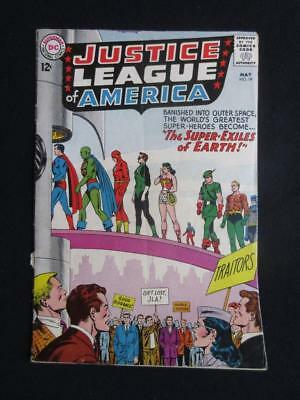 Justice League of America #19 DC 1963 - Green Lantern, Aquaman, Flash comics!!!