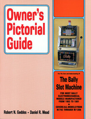 Bally Electromechanical Slot Repair Manual