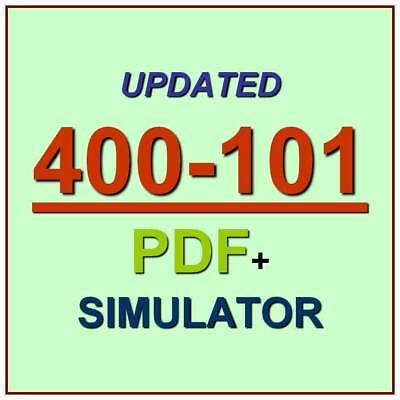 Cisco CCIE Written Routing and Switching V5.1 Test 400-101 Exam QA PDF+Simulator