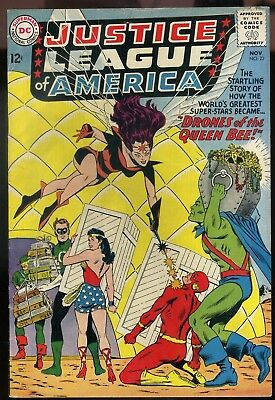 Justice League of America #23 VG
