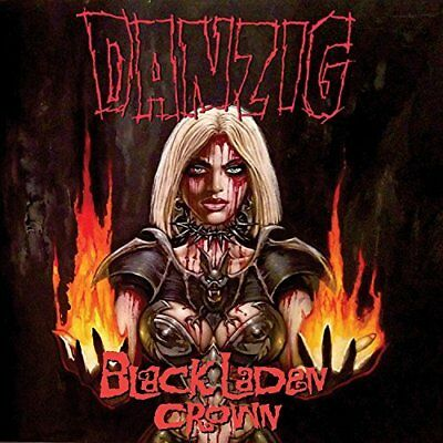 Danzig-Black Laden Crown  Vinyl Neu