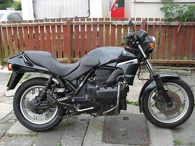bmw k75 new mot