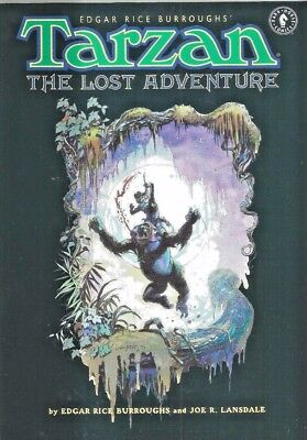 Tarzan : The Lost Adventure #2  Dark Horse  $2.95 Deluxe Format  1995  Nice!!!
