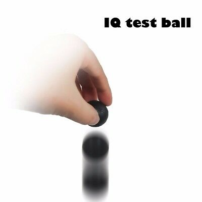 Novelty Bounce / No Bounce Balls IQ Test Ball Toy Funny Magic Trick Prop