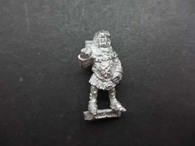 Citadel Games Workshop Warhammer Fantasy Empire Villager metal 1980s OOP