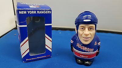 Nhl New York Rangers Nesting Dolls Brian Leetch Sga Mint