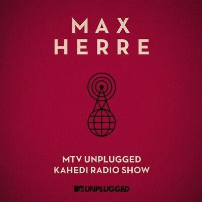 Max Herre - MTV Unplugged KAHEDI Radio Show [Limited Edition, 2 CDs]