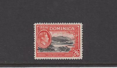Dominica-  Lot 233,  Mint, Hinged. Sc# 108.