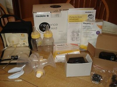 Medela Double Electric Pump In Style Advanced Breast Pump