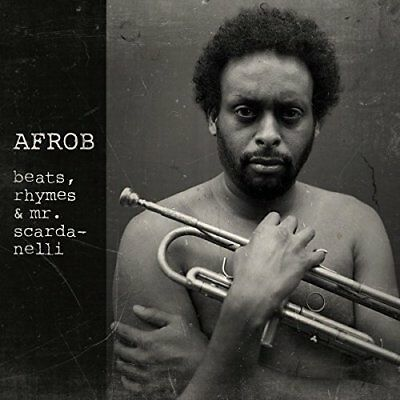 Afrob-Beats, Rhymes & Mr. Scardanelli (Ltd. Black Vinyl)  VINYL NEU