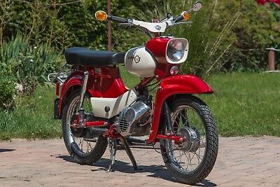 SIMSON Star SR 4-2/1,TOP restauriert, Bj.1974 (64)
