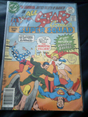 All Star Comics #65 Apr 1977 (FN+) Bronze Age With Justice Society Of America