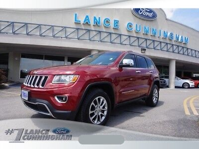Grand Cherokee Limited CALL JOHN OR JEFF TODAY WITH ALL ?'S YOU MAY HAVE ABOUT OUR VEHICLE !!