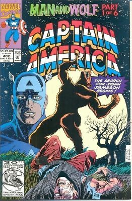 Captain America 402 from 1992