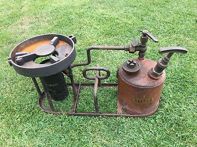 Vintage Tyers No.3 Paraffin Furnace RARE!!