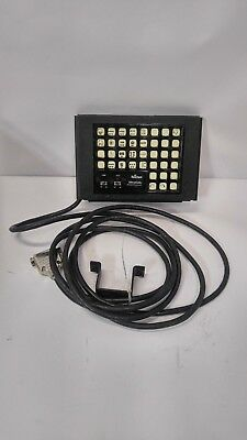 Reichert Ultramatic Project-O-Chart Optical Projector Control Keypad 12067