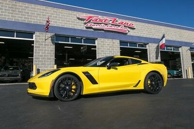 Chevrolet Corvette Z06 Z07 Performance Package Ask About Free Shipping! 2016 Chevrolet Corvette Z06 Z07 Performance Package 6,000 Miles 7 Speed Manual