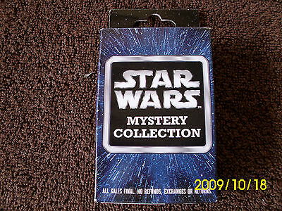 Disney * STAR WARS - MYSTERY COLLECTION * New 2-Pin Mystery Box