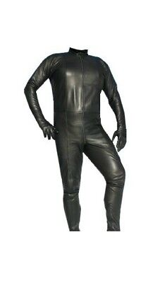 Custom Size Color Tailor Made Leather Catsuit Unisex Brand New #2911