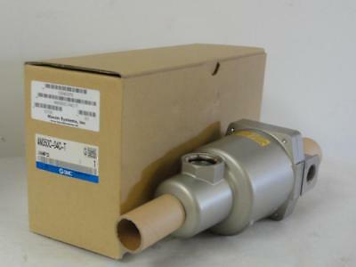 "171867 New In Box, SMC AM350C-04C-T Oil/Mist Seperator 1.0 MPa 1/2"" NPT"