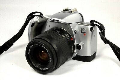 Canon EOS Rebel Ti 35mm SLR Camera Kit W Ef 35-80mm III Lens - Very Good