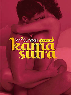 """AS NEW"" Ann Summers, Ann Summers Little Book of Kama Sutra Book"