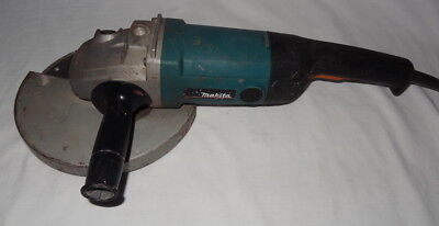 "Makita 9069 230mm 9"" Angle Grinder 2000W with Diamond Blade No Reserve Auction!"