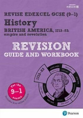 Revise Edexcel GCSE (9-1) History British America Revision Guide and Workbook...