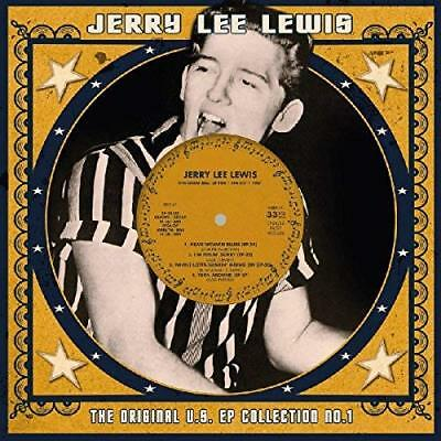 JERRY LEE LEWIS-Us Ep Collection No 1  VINYL NEW