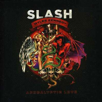 Slash - Apocalyptic Love NEW CD