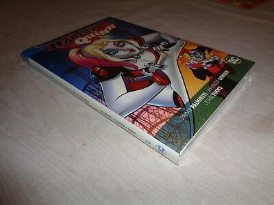 Harley Quinn - Rebirth Vol 2 - Deluxe Edition!  New and Sealed!