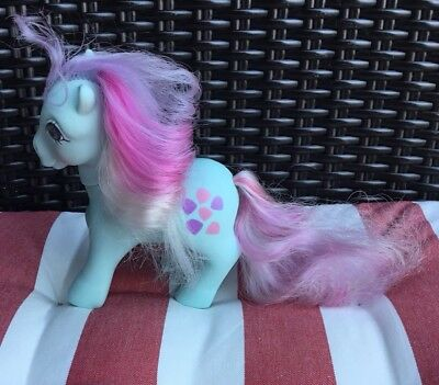 my little pony g1 Sweet Stuff 1985 Bradley Mein Kleines Pony Hasbro