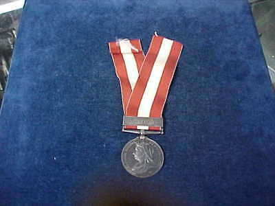 Orig Canada General Service Medal Fenian Raid 1866 1st Battalion 16th Regiment