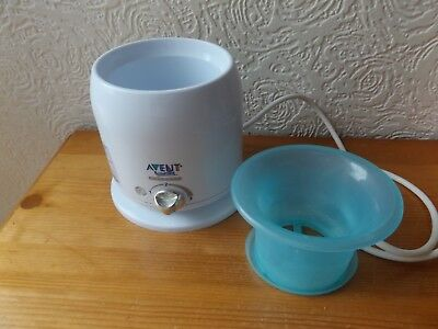 Avent  Baby Bottle And Food Warmer With 3 Heat Settings