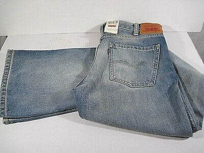 NEW OLD STOCK WOMENS LEVI 646 JEAN 60'S FLARE DENIM JEANS W26 L32 NWT 2010 sz 4