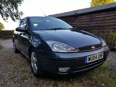 2004 FORD FOCUS EDGE 1.8 TDCI (facelift) with ST170 extras