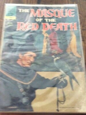 MASQUE OF THE RED DEATH (1964 Series) #1 !!!