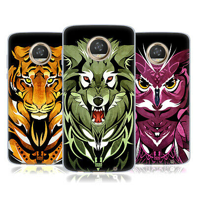 Head Case Designs My Spirit Animal Soft Gel Case For Motorola Phones